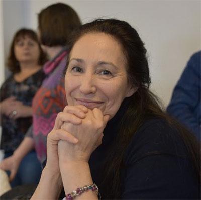 Sylviane RUSPINI