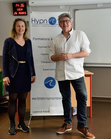 Formation et Master Class en EMDR - IMO avec Laurent GROSS