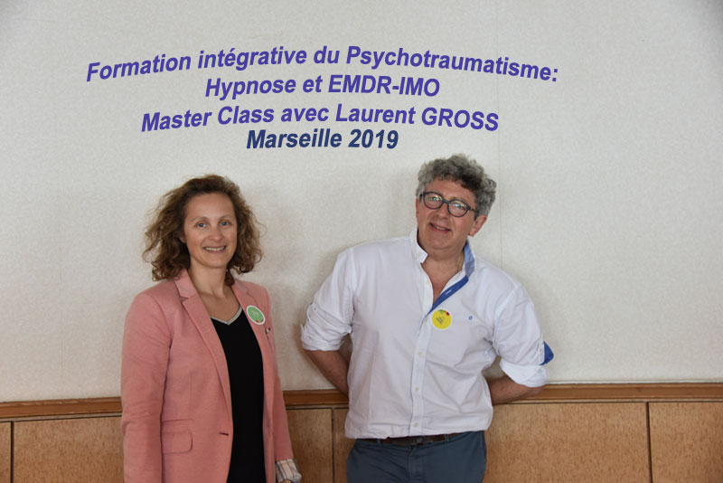 Formation EMDR - IMO Laurent Gross et Laurence ADJADJ à Marseille